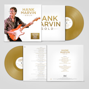 Hank Marvin - Gold (Gold Vinyl) LP
