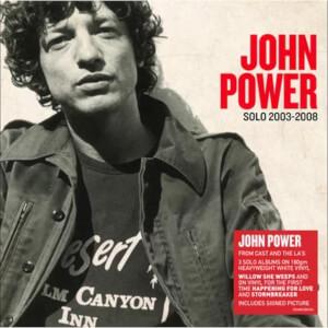 John Power - Solo 2003 - 2008 3LP