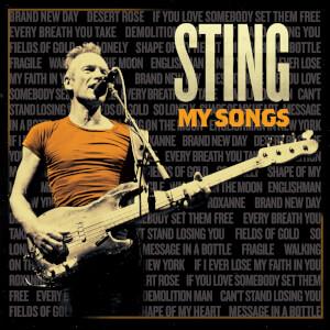 Sting - My Songs Gatefold 2xLP