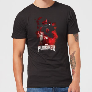 Marvel The Punisher t-shirt - Zwart