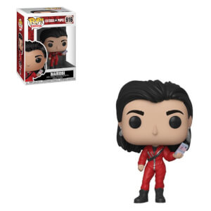 La Casa De Papel (Money Heist) Nairobi Pop! Vinyl