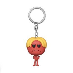 Rick & Morty Kirkland Meeseeks Pop! Keychain