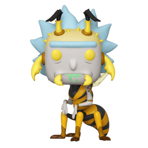 Rick & Morty Wasp Rick Pop! Vinyl Figure