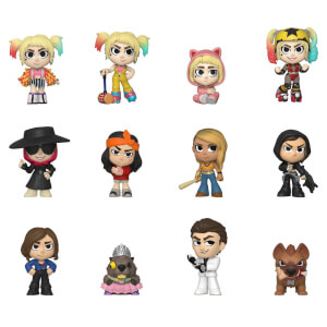 Birds of Prey Mystery Minis