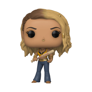 Birds of Prey Black Canary (Boobytrap Battle) Funko Pop! Figuur