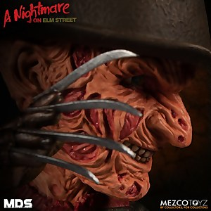 Mezco A Nightmare on Elm Street 3 MDS Freddy Krueger