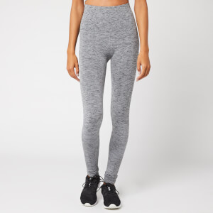 LNDR Women's Eight Leggings - Grey Marl