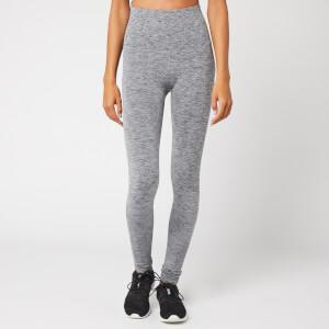 LNDR Women's Eight Leggings - Grey Marl
