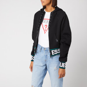 Guess Women's Ellis Jacket - Jet Black