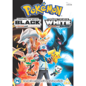 Pokemon Movie 14: Black & White - Victini and Zekrom/Victini and Reshiram