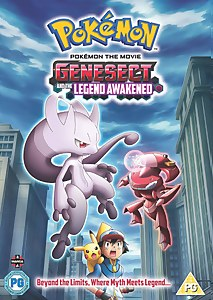 Pokemon Movie 16: Genesect and the Legend Awakened