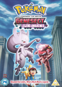 Pokemon Movie 16: Genesect and the Legend Awakened