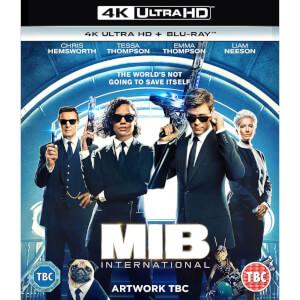 Men In Black: International - 4K Ultra HD