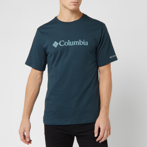 Columbia Men's CSC Basic Logo Short Sleeve T-Shirt - Night Shadow