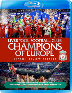 Liverpool Football Club End of Season Review 2018/19