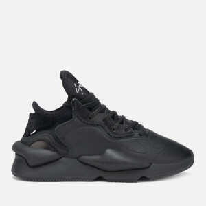 Y-3 Men's Kaiwa Trainers - Black Y3