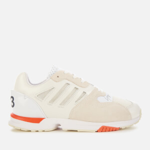 Y-3 ZX Run Trainers - Off White