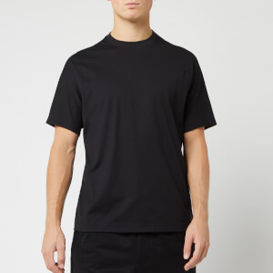 Y-3 Men's Classic Crew Short Sleeve T-Shirt - Black