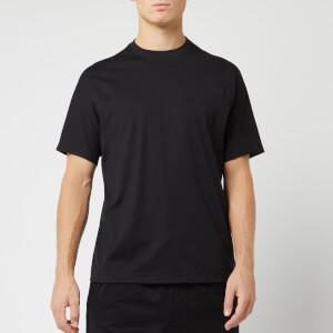 Y-3 Men's Classic Crew Short Sleeve T-Shirt - Black