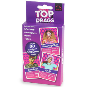Top Drags Card Game
