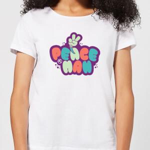 Peace Man Women's T-Shirt - White
