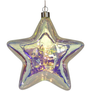 Sunnylife Christmas Star Light Decoration