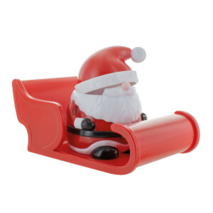 Santa Egg Cup and Sleigh