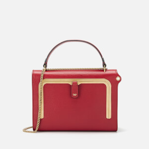 Anya Hindmarch Women's Small Postbox Bag - Carmine