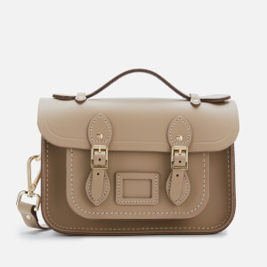 The Cambridge Satchel Company Women's Mini Satchel - Putty
