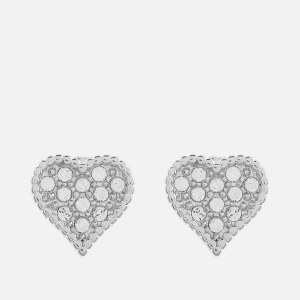 Ted Baker Women's Hanila Hidden Heart Stud Earrings - Silver