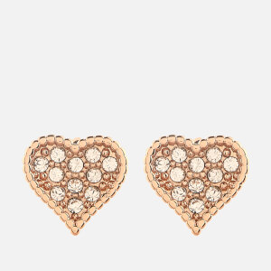 Ted Baker Women's Hanila Hidden Heart Stud Earrings - Rose Gold