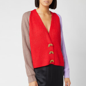 Olivia Rubin Women's Tally Cardigan - Red