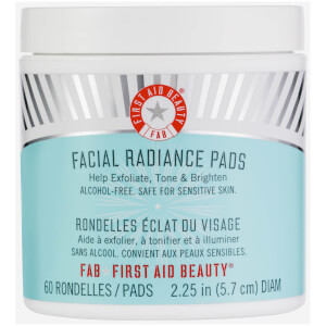 First Aid Beauty Facial Radiance Pads Limited Edition 60ct