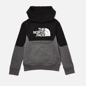 The North Face Boys' South Peak PV Hoody - TNF Medium Grey Heather