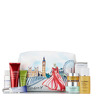 Elemis The Luxury Travel Collection Essentials for Her (Worth $144)