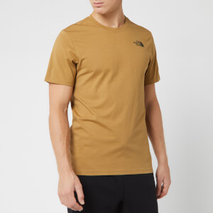 The North Face Men's Redbox Short Sleeve T-Shirt - British Khaki