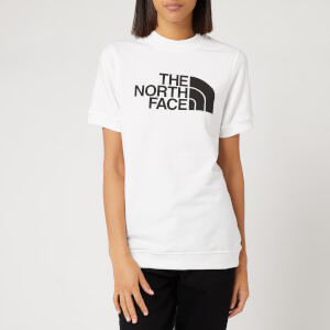 The North Face Women's NSE Graphic Short Sleeve Top - TNF White