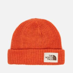 The North Face Men's Salty Dog Beanie Hat - Papaya Orange