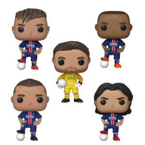 Paris Saint-Germain Wave 1 Funko Pop! Vinyl - Funko Pop! Collection
