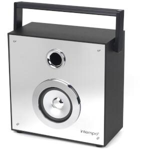 Intempo Bluetooth Tragbarer Spiegel-Lautsprecher
