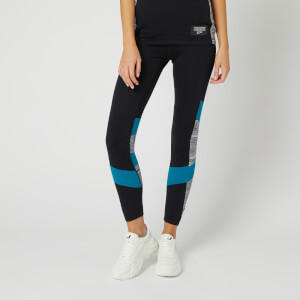 Adidas X Missoni Women's How We Do Tights - Black/Active Teal/White