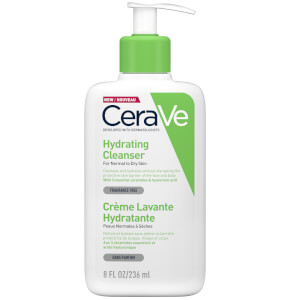 CeraVe Hydrating Cleanser & Moisturising Lotion
