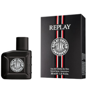 Replay #Tank Custom For Him EdT