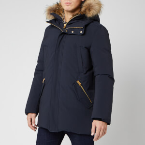 Mackage Men's Edward Parka Jacket - Navy