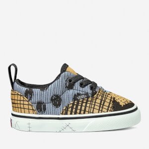 Vans X The Nightmare Before Christmas Toddlers' Sally Era Elastic Lace Trainers - Multi