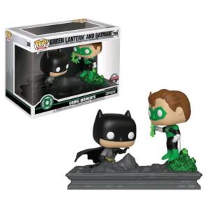 Figura Funko Pop! - Lanterna Verde y Batman EXC - DC Comics
