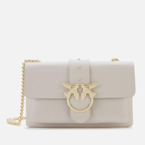 Pinko Women's Mini Love Soft Bag - Peyote Beige