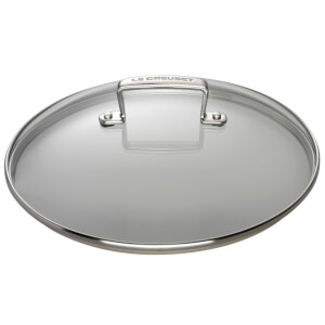 Le Creuset Toughened Non Stick Glass Lid  - 22cm
