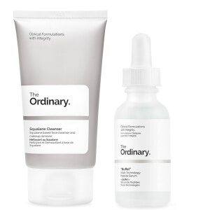 The Ordinary Buffet and Squalane Cleanser