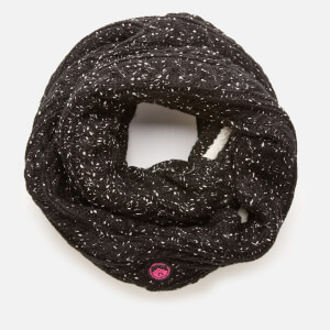 Superdry Women's Gracie Cable Snood - Black